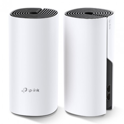 TP-Link AC1200 Whole Home Mesh Wi-Fi System Deco M4 (2-Pack)