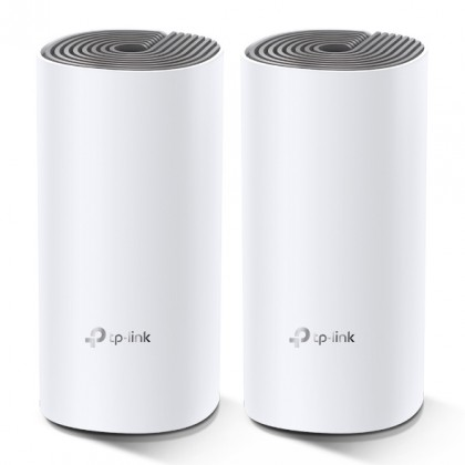 TP-Link Whole Home Mesh Wi-Fi System AC1200 Deco E4 (2-Pack)