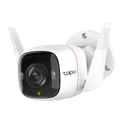 TP-Link Outdoor Security Wi-Fi Camera (Tapo C320WS)
